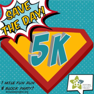 Save the Day 5K, Fun Run & Block Party