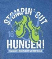Stompin' Out Hunger 5Krun/walk 2016