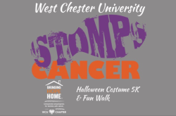 4th Annual West Chester University STOMPS Cancer Halloween Costume 5K & Fun Walk