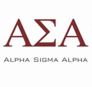 Alpha Sigma Alpha