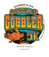 2019 Goggled Gobbler 5k and 1 Mile Fun Run