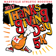 Maryville Athletic Boosters Thanksgiving Day 5K