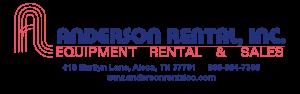 Anderson Rental, Inc.