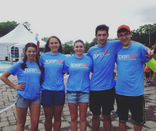 Lakeland Jr/Sr High School's JDRF Kids Walk to Cure Diabetes