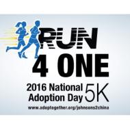 RUN 4 ONE less orphan!