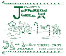 5K Jefferson Jingle and Tinsel Trot