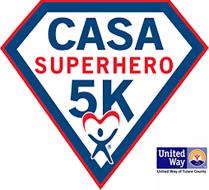 CASA of Tulare County Superhero Run