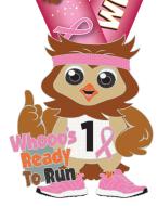 The Whooo's Ready To Run - Virtual 5k/10k/Half Marathon