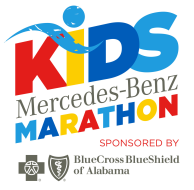 2020 Blue Cross and Blue Shield of Alabama Kids Mercedes-Benz Marathon