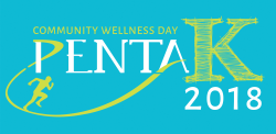 """2018 PentaK """"Color the Trail"""" & Community Wellness Day"""