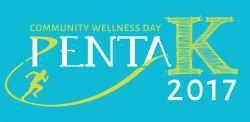 """2017 PentaK """"Color the Trail"""" & Community Wellness Day"""