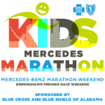2016 Blue Cross and Blue Shield of Alabama Kids Mercedes Marathon