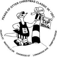 Peaks of Otter Christmas Classic 5k