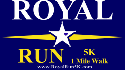 Royal Run 5K & 1 Mile Walk
