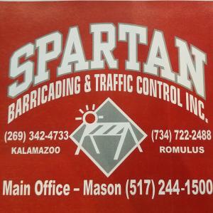 Spartan Barricading