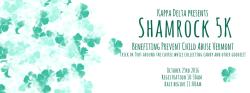 Kappa Delta's Shamrock 5k Run/Walk