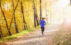 Fall Into Running - Group Fun Run/Walk (Midland)