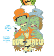 Dead and Deader Vrtual Run - 5k/10k/Half Marathon