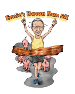 Ernie's Bacon Run 5K & Little Bacon Kids 1K