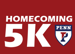 PENN VIRTUAL HOMECOMING 5K