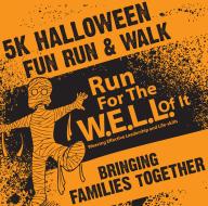 Run For The WELL Of It 5K Halloween Fun Run/Walk