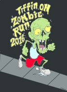 Tiffin Zombie Run