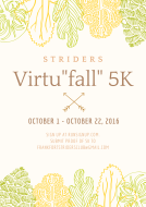 "The Virtu""fall"" 5K"