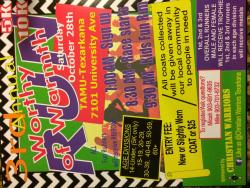 Annual Worthy of Warmth 5k & 10K and kids fun run
