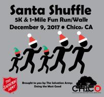 Santa Shuffle 5K & 1-Mile Fun Run/Walk