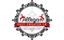 Allegan Ugly Sweater 5k