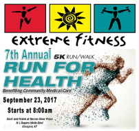 Extreme Fitness Run For Health 7th Annual