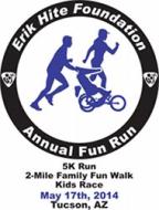 Erik Hite Foundation 5K Fun Run!