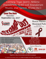 Stomp Out Sickle Cell  5K