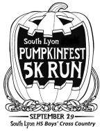 Pumpkinfest 5k Run Only