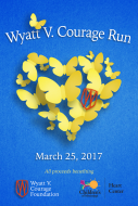 Wyatt V. Courage 30 Mile Relay Run