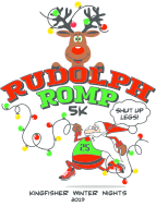 Rudolph Romp 5k/1mile fun run