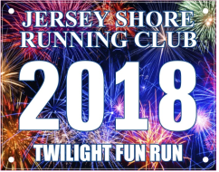 JSRC New Year's Eve 2 Mile Twilight Fun Run/Walk & Party