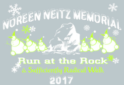 The 5th Annual Noreen Neitz Memorial Run at the Rock & Sufficiently Radical Walk