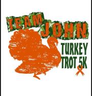Team John Turkey Trot 5K