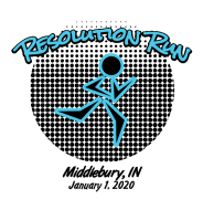 Resolution Run 5K - Middlebury, IN