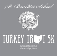 St. Benedict School Fifth Annual Turkey Trot 5K Run