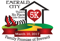 There's No Place Like Home 5K Run/Walk