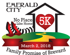 No Place Like Home 5K Run/Walk