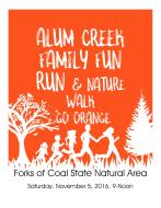 Alum Creek Family Fun Run and Nature Walk