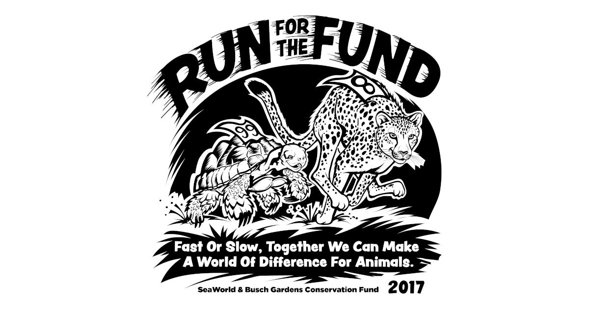 Busch Gardens Tampa Run For The Fund 5k