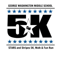 George Washington Middle School STARS & Stripes 5K