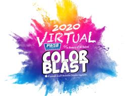 2020 PWSB Color Blast - Virtual Race