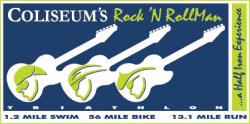 The Coliseum Rock 'N RollMan