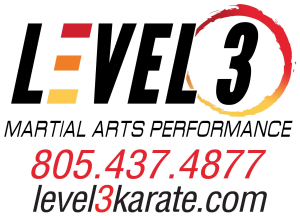 Level 3 Martial Arts Perfomance