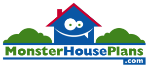 Monster House Plans